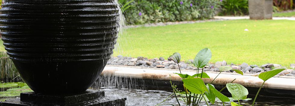 Indah Manis - Water feature